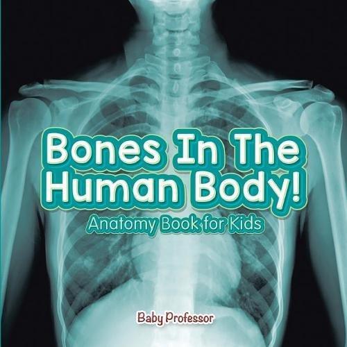 Bones In The Human Body Anatomy Book For Kids Baby Professor