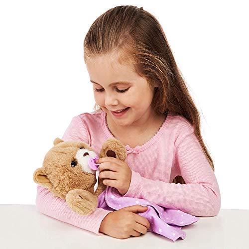 Over 25 Sounds and Reactions Little Live Pets Cozy Dozy Cubbles The Bear NEW!