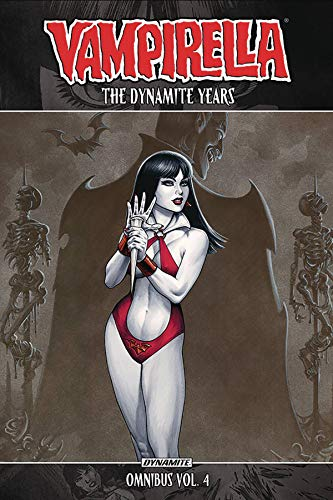 Vampirella: The Dynamite Years Omnibus Vol 4: The Minis TP
