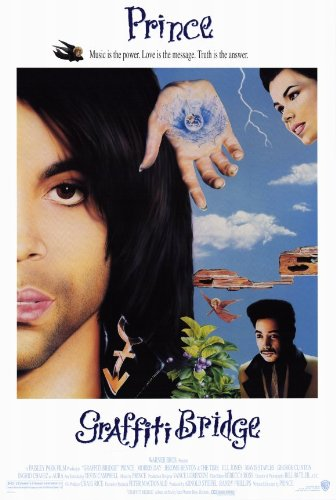 Graffiti Bridge Poster Prince Morris product image