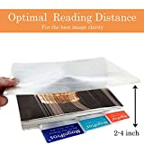 MagDepo Page Magnifying Sheet 3X PVC Lightweight