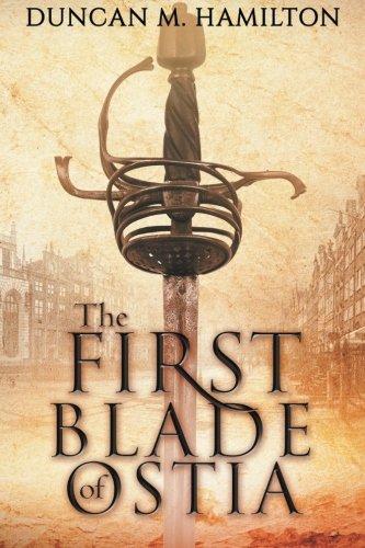 The First Blade of Ostia - Hamilton Sword