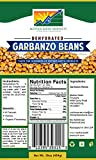 Mother Earth Products, Dehydrated Instant Garbanzo Beans Quart Mylar, 16 Oz