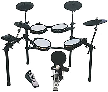 Vault ED10M 5-Piece Electronic Drum Kit with Mesh Heads …