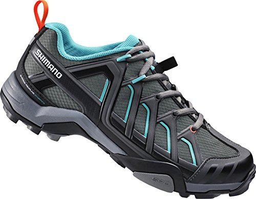 wm34 Shimano Mountain Black multicoloured Shoes Sh Women's Biking w8q8E