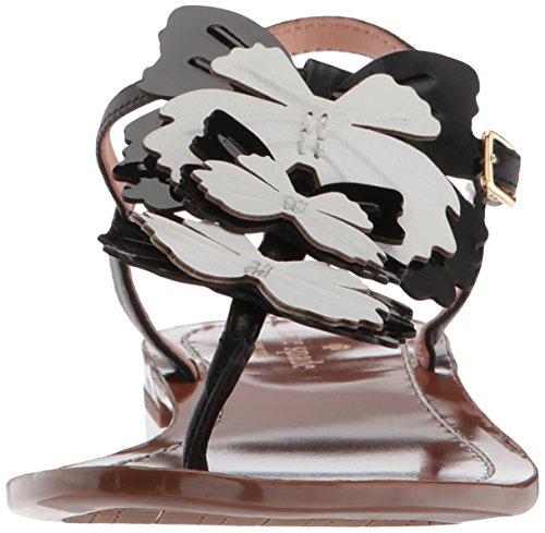 Sandal Celo Black Women's Spade Kate Nappa ztqan