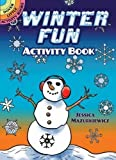 Winter Fun Activity Book (Dover Little Activity Books)
