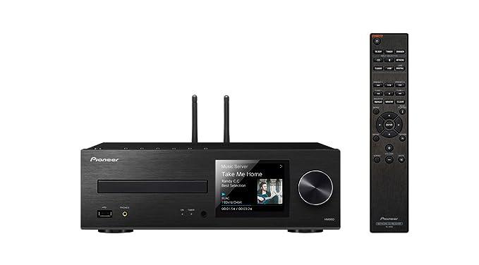 8 opinioni per Pioneer XC-HM86D(B) Ricevitore CD di rete (riproduce CD audio CD/CD-R/CD-RW/MP3
