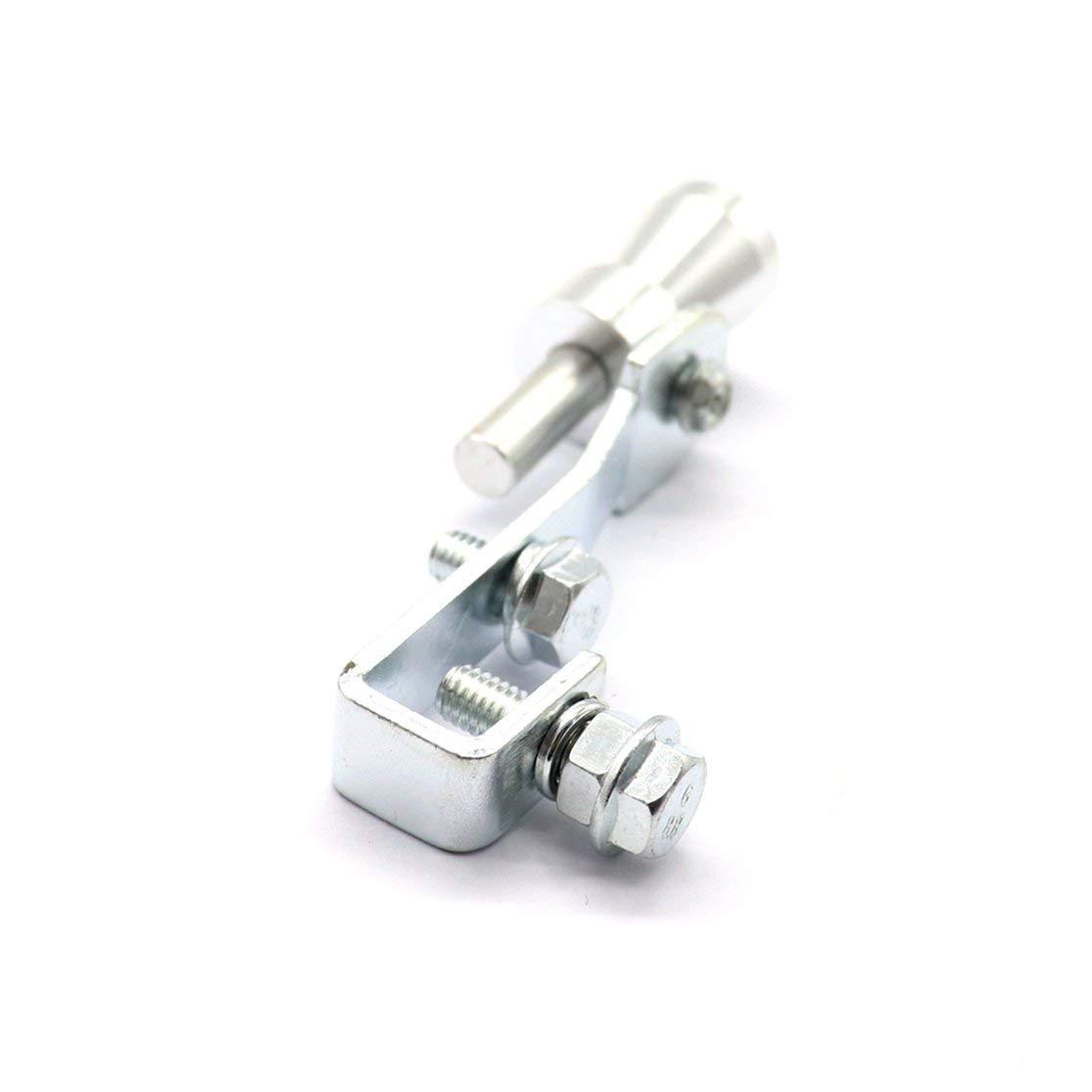 LouiseEvel215 Adaptateur Universel pour Voiture Turbo Whistle Silver pour Tous Les mod/èles de v/éhicules Accessoires pour Voiture