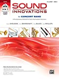 img - for Sound Innovations for Concert Band, Bk 2: A Revolutionary Method for Early-Intermediate Musicians (B-flat Clarinet), Book, CD & DVD book / textbook / text book