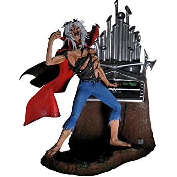 """UFFICIALE Iron Maiden Eddie il Trooper 8/"""" Vestito figura con accessori by Neca"""