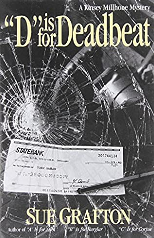 book cover of D Is for Deadbeat