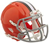 Riddell Revolution Speed Mini Helmet - Cleveland Browns