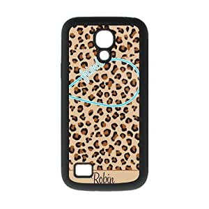Personalized Best Friends Protective Rubber Back Fits Cover Case for SamSung Galaxy S4 Mini i9192/i9198