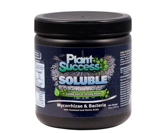 Soluble Fertilizer (Plant Success Soluble 4 oz)