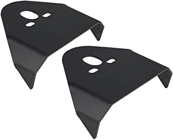 Rear Upper Weld on Air Bag Mounting Bracket Set for Air Ride Suspension