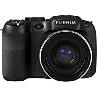 Fujifilm FinePix S2950 14 MP Digital Camera with Fujinon...