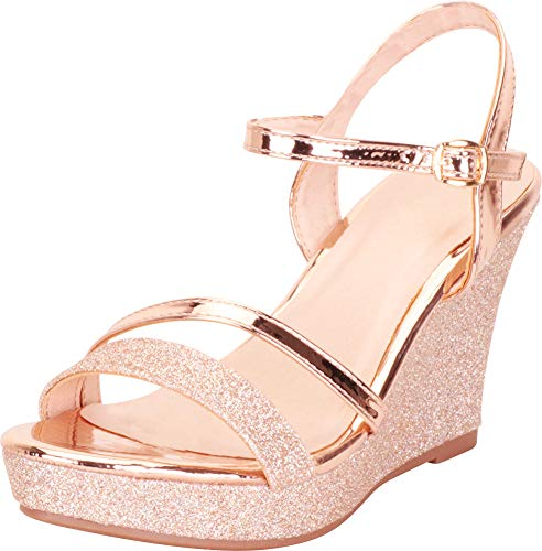 Looking for a rose gold wedges for women? Have a look at this 2019 guide!