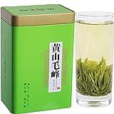 Aseus We set 2017 new Green Tea spring tea incense pot Mount Huangshan Mao Feng tea fragrance 500g canned bag mail