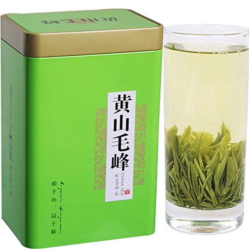 Aseus We set 2017 new Green Tea spring tea incense pot Mount Huangshan Mao Feng tea fragrance 500g canned bag mail by Aseus-Ltd