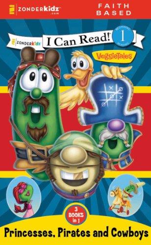 Cowboy Ideas (Princesses, Pirates, and Cowboys (I Can Read! / Big Idea Books / VeggieTales))