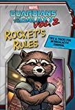 Marvel Guardians of the Galaxy Vol 2: Rocket's Rules: Tips & Tricks for Intergalactic Survival