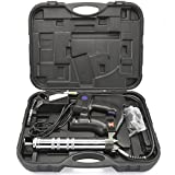 M2 Outlet 18V 10,000 PSI Cordless Grease Gun With 2nd Battery