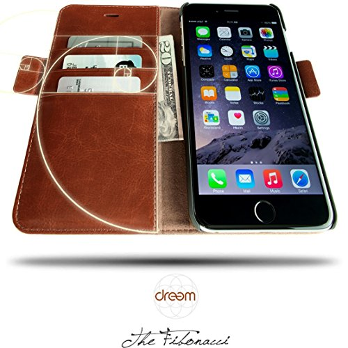 buy online c7583 a0159 Dreem Fibonacci 2-in-1 Wallet-Case for iPhone X & Xs, Magnetic Detachable  PC Slim-Case, Luxury Vegan Leather, RFID Protection, Smart 2-Way Stand, ...