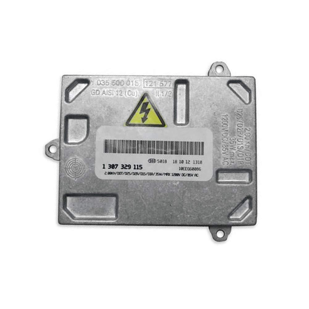 M/ódulo de control de balasto para faros delanteros de xen/ón HID Folconauto OE# 1307329115