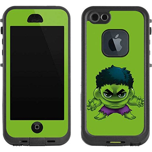 Marvel Avengers LifeProof Fre iPhone 5/5s/SE Skin - Baby Hulk Vinyl Decal Skin For Your Fre iPhone 5/5s/SE