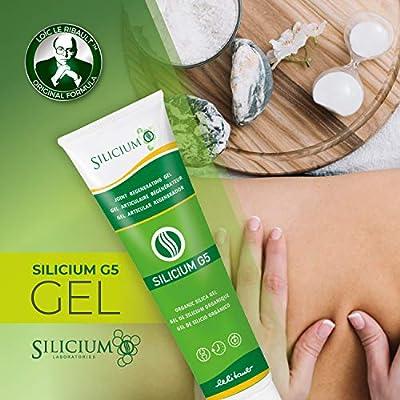 Silicium G5 GEL | La formulación de silicio orgánico en gel ...