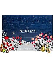 Martin's Chocolatier Chocolatier Chocolatier Chocolade Likeur Adventskalender | Chocolade Gift | Franse Chocolade | Veganistische Chocolade