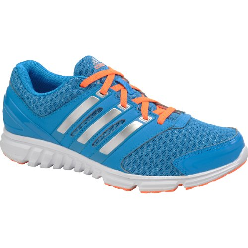 Adidas Falcon PDX Running Shoe - Blue/orange - Womens - 8.5