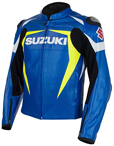 Gsxr Leather Jacket - 1