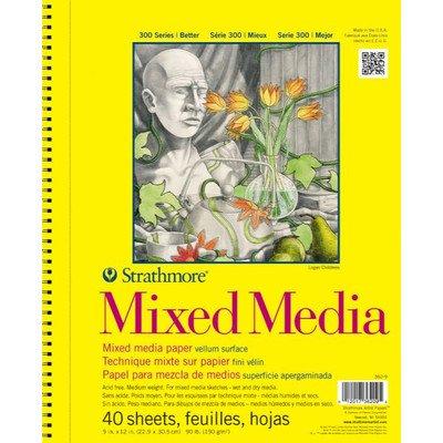 300 Series Mixed Media Pad [Set of 12]