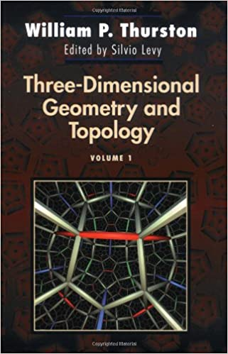 Ebook manuel à télécharger gratuitement Three-Dimensional Geometry and Topology, Vol. 1 PDB by William P. Thurston
