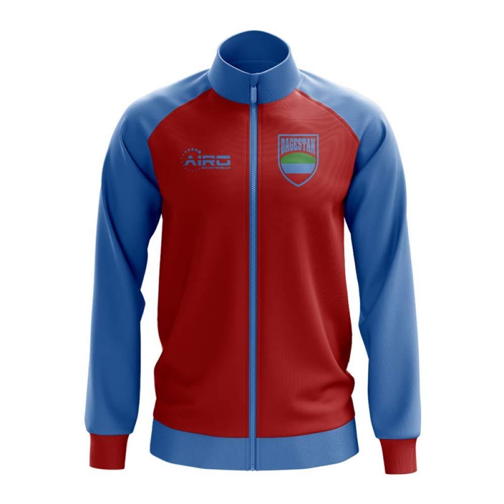Airo Sportswear Dagestan Concept Football Track Jacket (ROT) - Kids