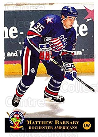 Amazon.com  (CI) Matthew Barnaby Hockey Card 1994 Classic Pro Prospects ( base) 179 Matthew Barnaby  Collectibles   Fine Art 94ced1a02