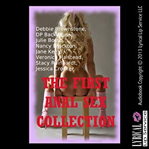 The First Anal Sex Collection Audiobook