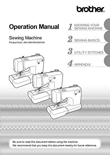 Brother CX155LA Sewing Machine