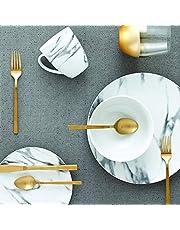 Safdie & Co. AM02721EC Dinner 16Pcs Set, White