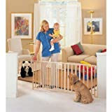 """North States Extra-Wide Swing Gate 57"""" - 103"""" x 27"""" (Set of 3)"""