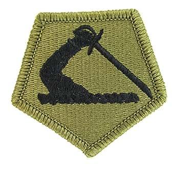 amazoncom massachussetts army national guard ocp patch