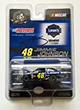 2008 Jimmie Johnson Signed Lowes Kobalt Tools 1/64 Diecast Action Car - Autographed Diecast Cars
