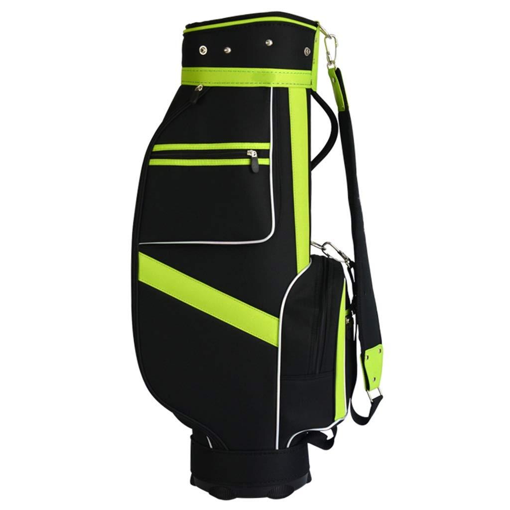 男性とゴルフバッグキューバッグスタンダードバッグライトポータブル   B07PHY5V21