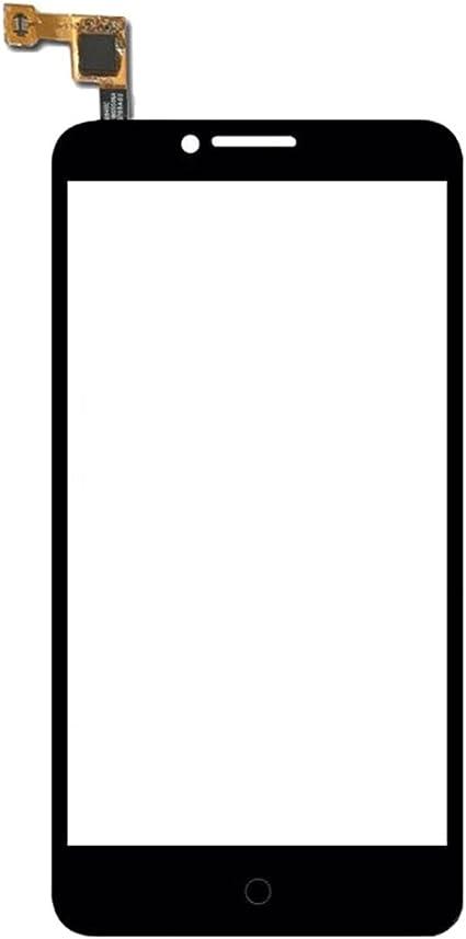 YANCAI Repuestos para Smartphone Touch Fierce XL Panel táctil for Alcatel One (Negro) Flex Cable: Amazon.es: Electrónica