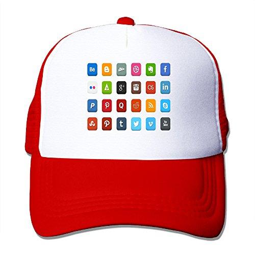 xjbd-unisex-adult-social-icons-hip-hop-cap-hat-red