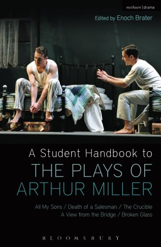The crucible by arthur miller study guide answers