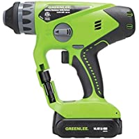 Greenlee Lrh-144 Rotary Hammer Drill Driver Kit 14.4V Basic Facts
