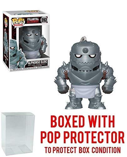 Vinyl Figure Includes Compatible Pop Box Protector Case Funko Full Metal Alchemist Winry Rockbell Pop